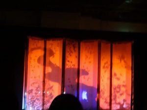 〈ビョウブリウム〉 屏風水槽
