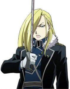 オリヴィエ少将