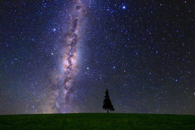 普段見ている星は