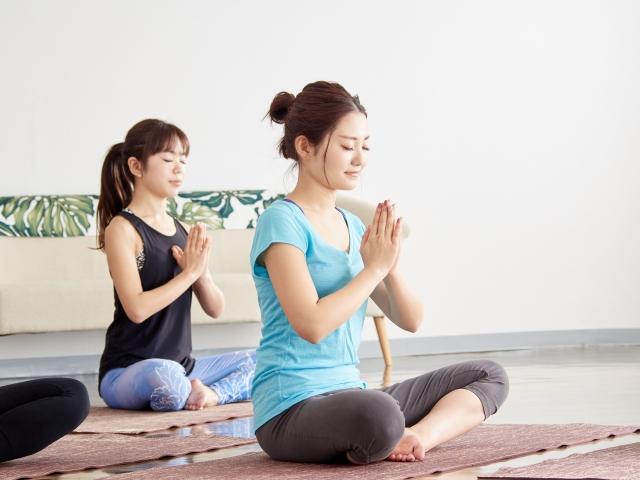 瞑想いざ実践